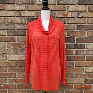 Chelsea & Theodore  Long Sleeve Top